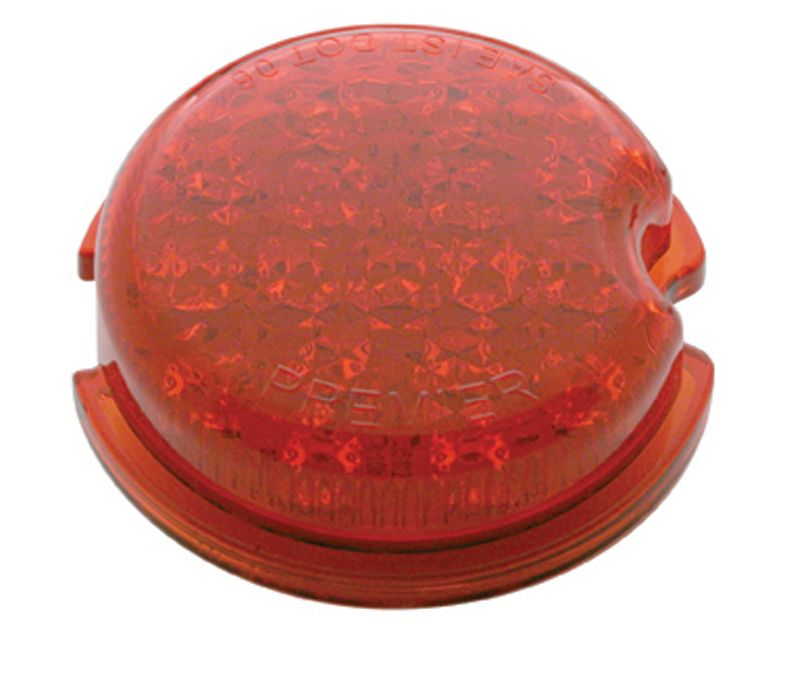 United Pacific CTL3911LED 1939 Chevy LED Taillight Flush Mount with Bezel