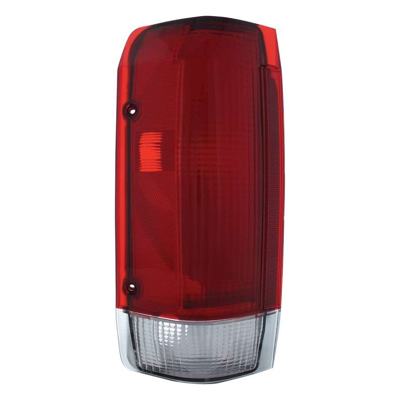 1987-89 Ford Styleside Pickup Tail Light Assembly - Left Hand | Complete Incandescent Tail Lights