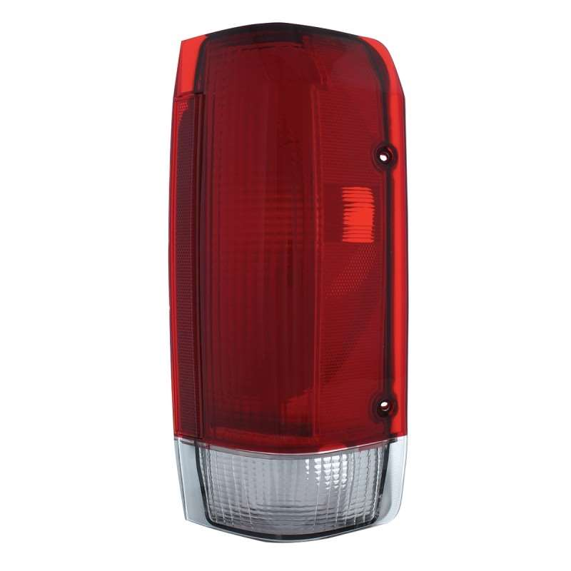 1987-89 Ford Styleside Pickup Tail Light Assembly - Right Hand | Complete Incandescent Tail Lights