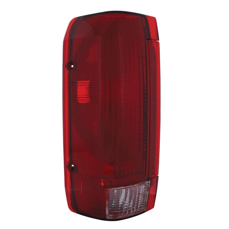 1990-97 Ford Styleside Pickup Tail Light Assembly - Left Hand | Complete Incandescent Tail Lights