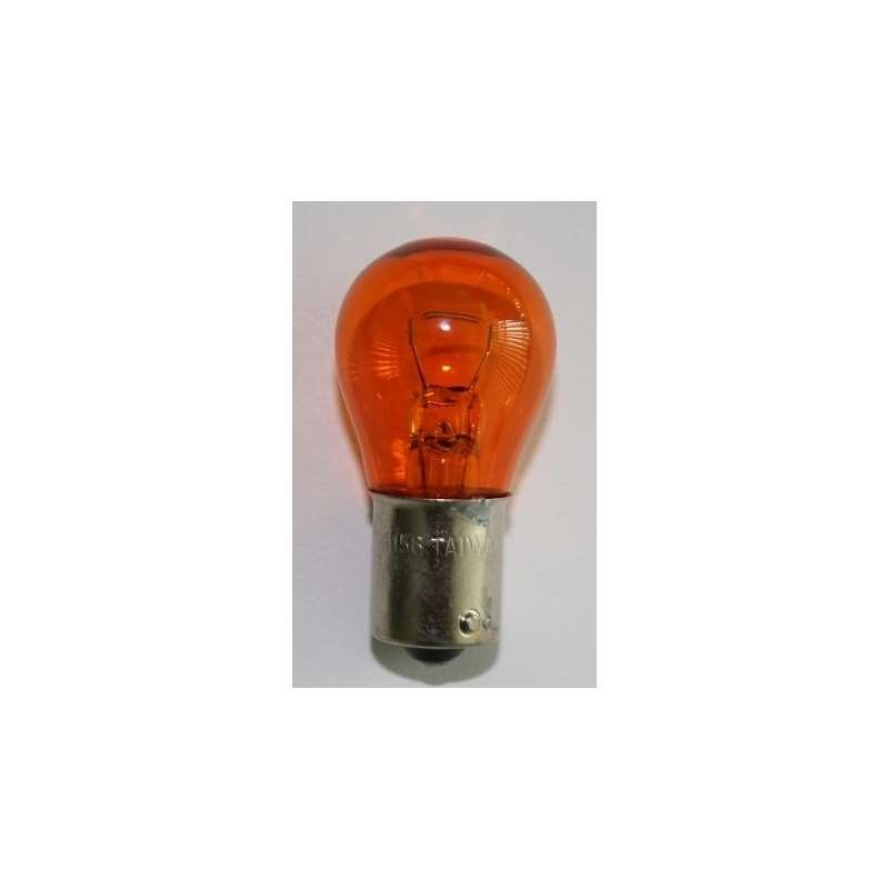1156NA (Natural Amber) Bulb Auto Bulb Automotive Bulb - Box Of 8