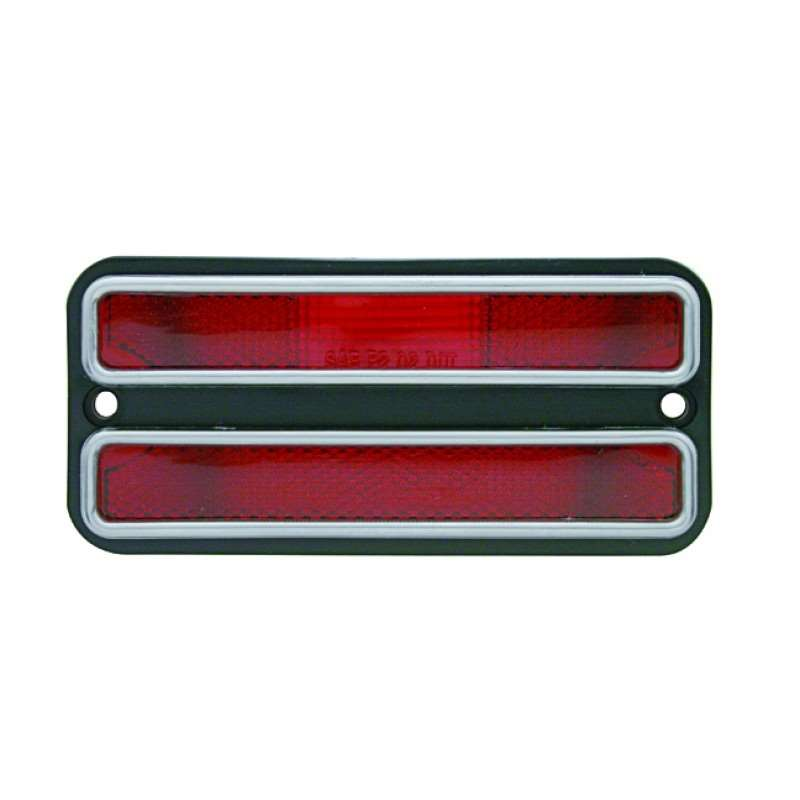 1968-72 Rear Red Marker Light | Octane Lighting