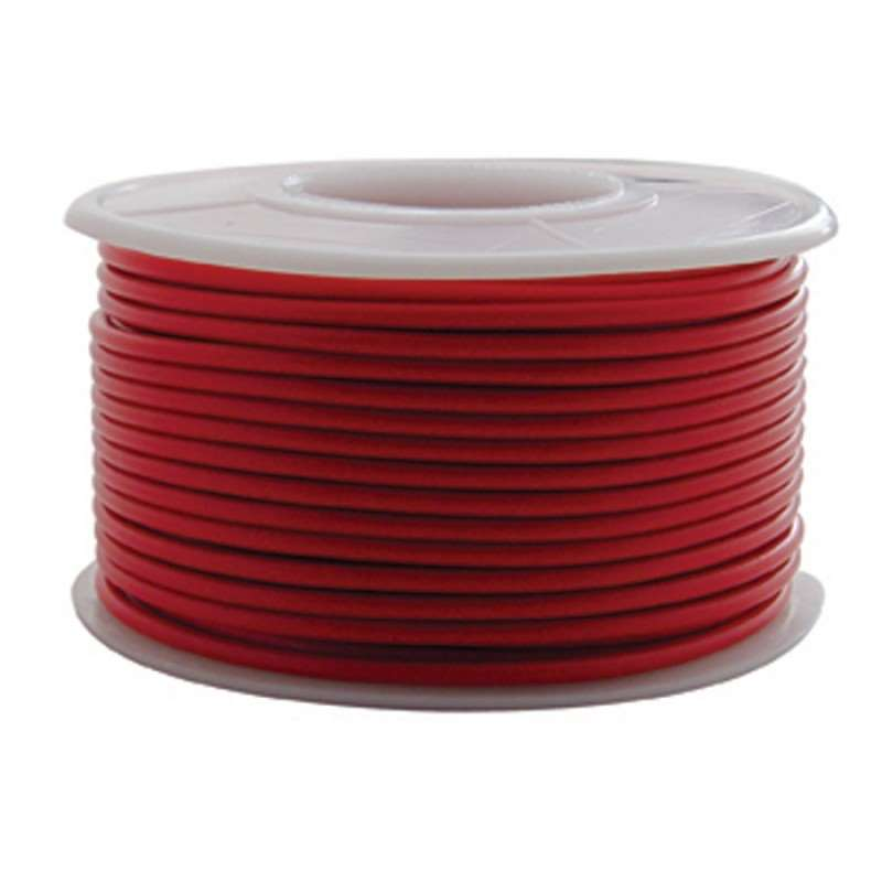 100' Long Primary Wire Roll - Red | Other Accessories