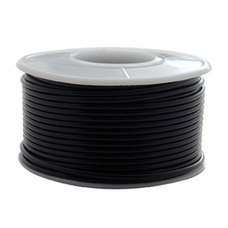 100' Long Primary Wire Roll - Black | Other Accessories
