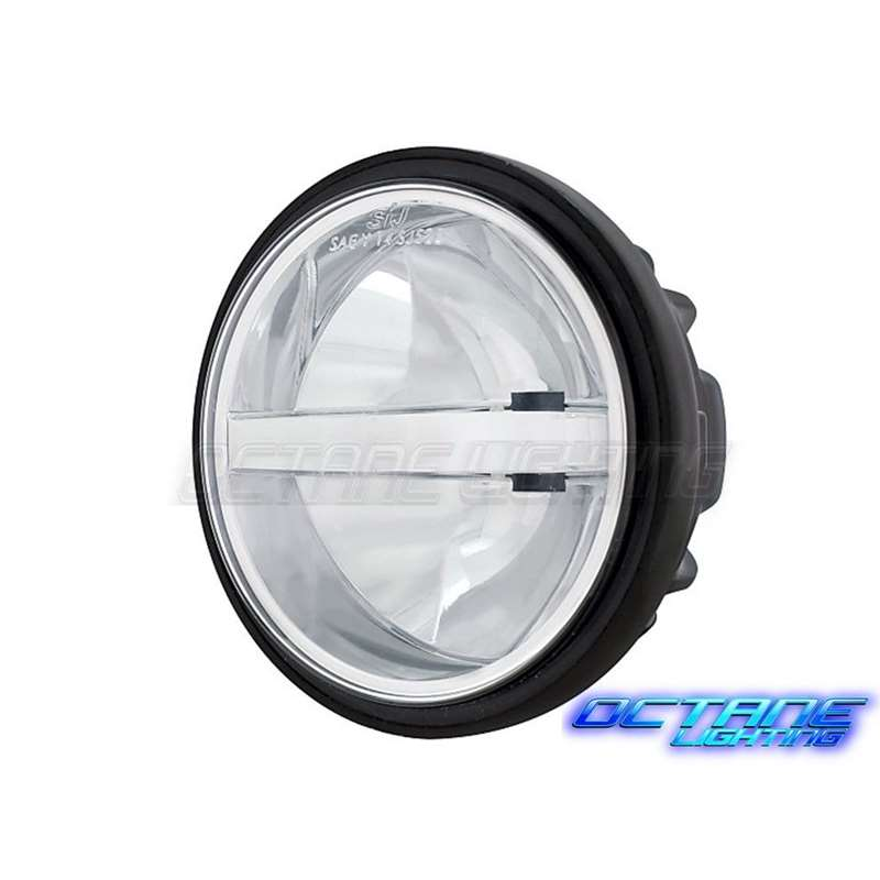 "4 1/2"" Car/Truck High Power LED HP Fog/Driving/Spot Light Lamp 5.5W 12V"