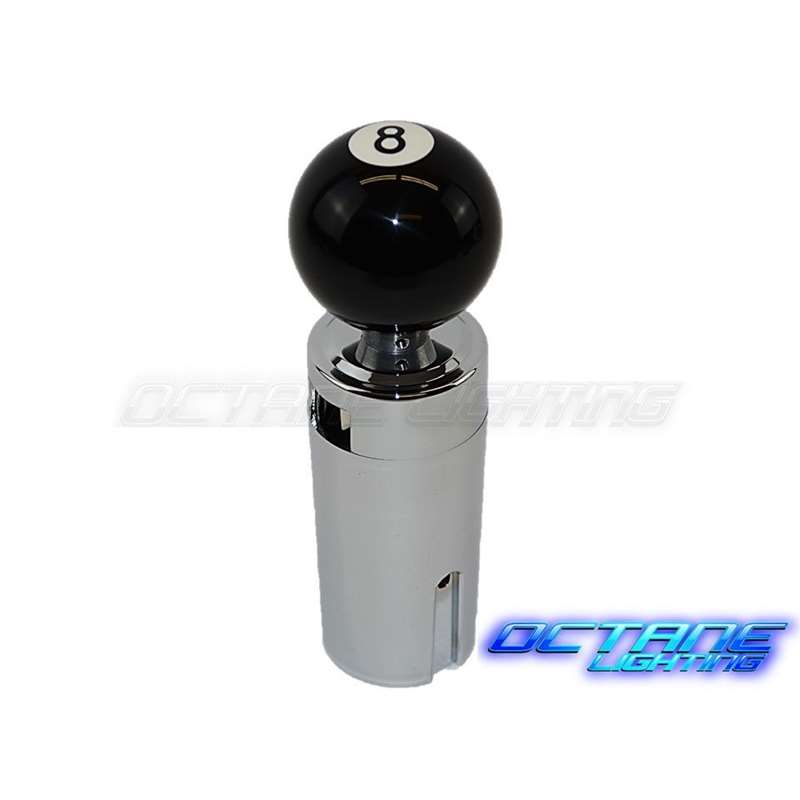 8 Ball Shift Knob Kit 13 15 18 Speed Eaton Fuller Peterbilt Kenworth Semi Truck