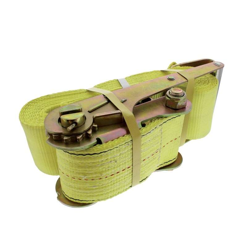 "4"" x 30'Ratchet Tie Down - Flat Hook 