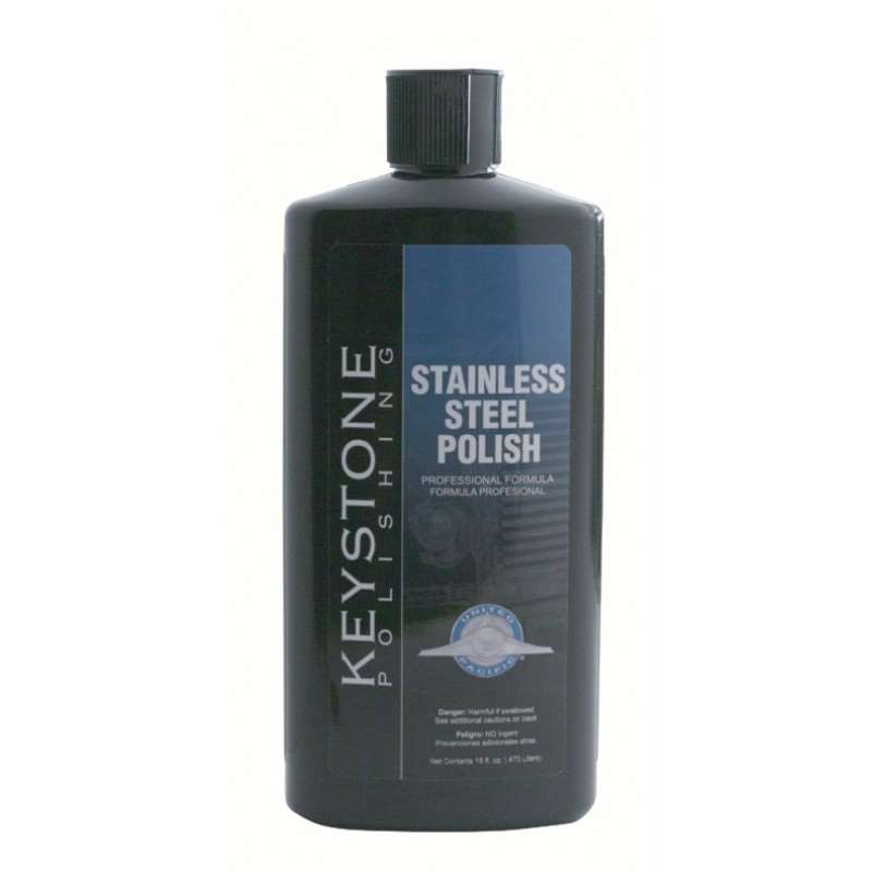 Liquid Polish - 16oz. Stainless Steel Polish | Polish