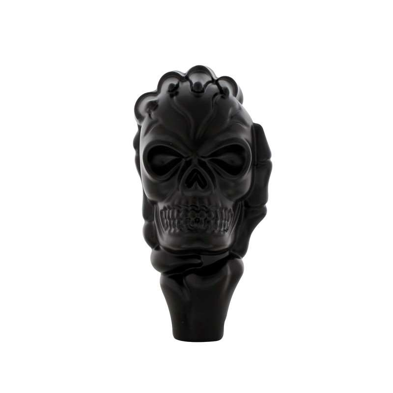 Black Skull Shift Knob | Pedals, Floor, / Shifter Parts
