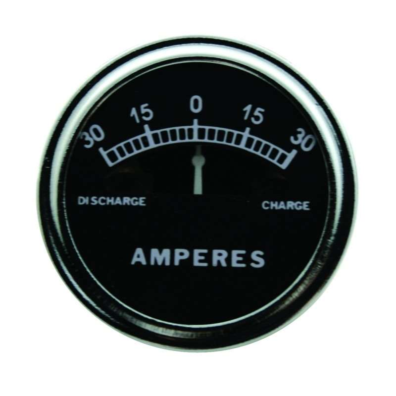 1928-31 Ammeter - Plain | Dash / Steering