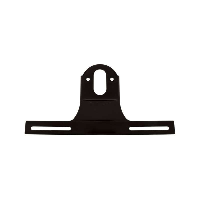 1928-31 Rear License Plate Bracket - Black | License Plate Accessories