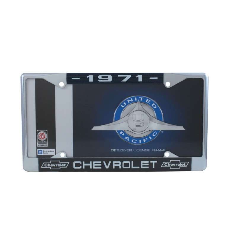 1971 Chevrolet License Plate Frame | License Plate Frames