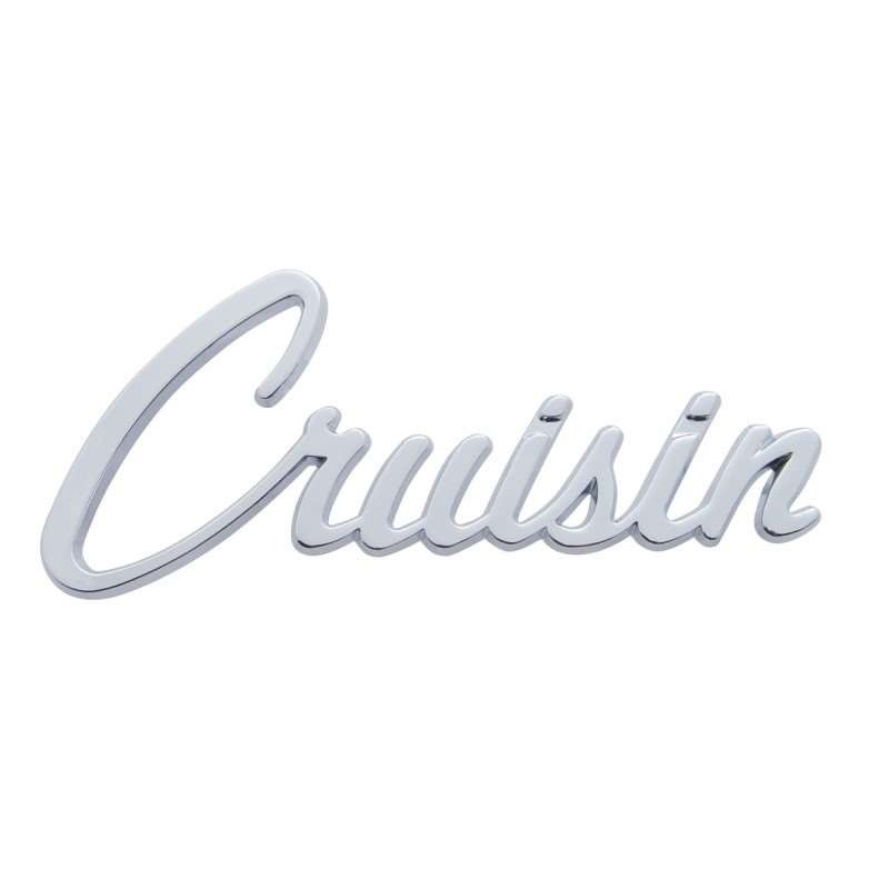 """Cruisin"" Emblem 