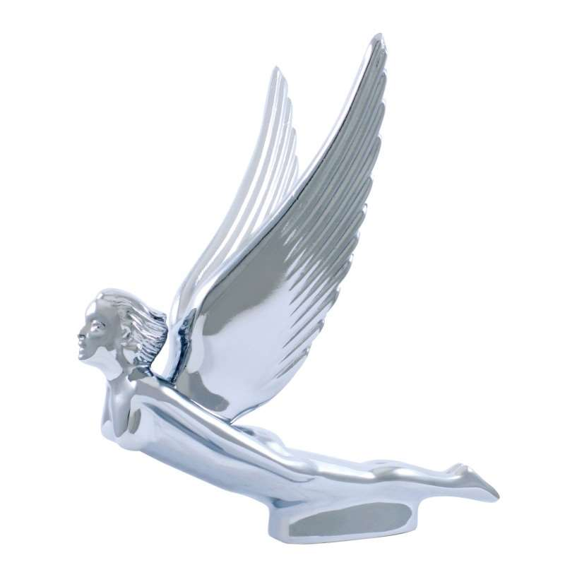 Flying Goddess Hood Ornament | Hood Ornaments