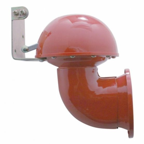 Electric Bull Horn With Control Lever