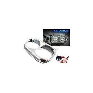 Motorcycle Headlight Bezels