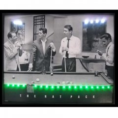 RAT PACK LED POSTER