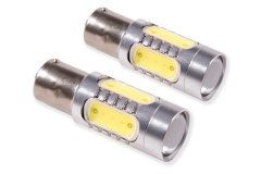 1156 LED Bulb HP11 LED Cool White Pair Diode Dynamics