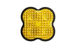 SS3 Lens PC Flood Yellow Diode Dynamics