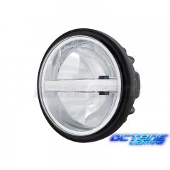 "4 1/2"" Motorcycle High Power LED HP Passing Fog Driving Spot Light: Harley"