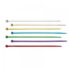 "6"" Cable Ties - Brass 