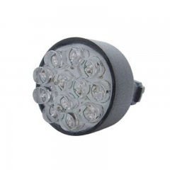 12 LED 3157 Bulb - Red | Bulbs