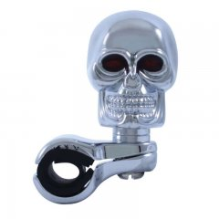 Skull Steering Wheel Spinner | Steering Wheel Accessories