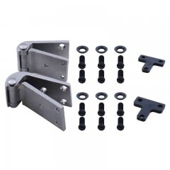 1932 Closed Car Door Hinge Set (Exc.3W) - Left | 1932 Ford Body Components