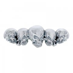 Chrome Skull Accent | Accents