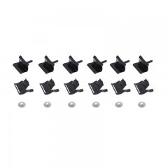 1962-64 Molding Mounting Clips | Windshield / Hood Parts