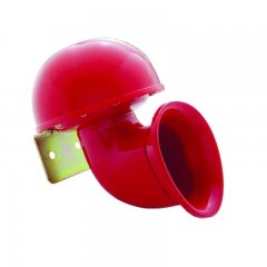 Electric Bull Horn - Red | Specialty Horns / Whistles
