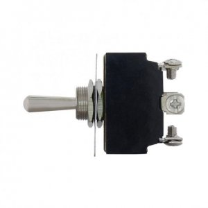 6 Pin, 10 Amp - 125 Volts 6 Amp - 250 Vt - On-Off Toggle Switch w/ 6 Screw Terminals | Other Accessories
