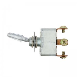 Chrome Handle 50 Amp On-Off On Heavy Duty Toggle Switch | Switches / Buttons
