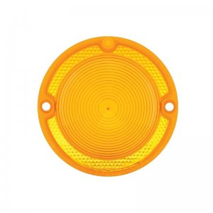 1958 Chevy Impala Parking Light Lens - Amber Lens | LED / Incandescent Replacement Lens