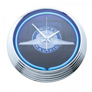Neon Wall Clock | Displays / Merchandises