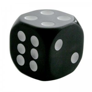 Black Dice Gearshift Knob | Shift Knobs