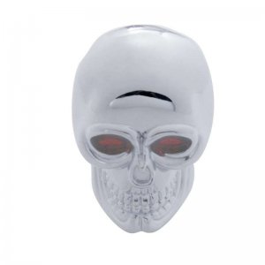 Skull Chrome Gearshift Knob | Shift Knobs