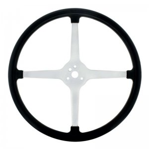 Track Style Steering Wheel | Steering Wheel Accessories