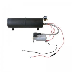Heavy Duty Air Compressor and Tank Kit | Air Compressors / Accessories